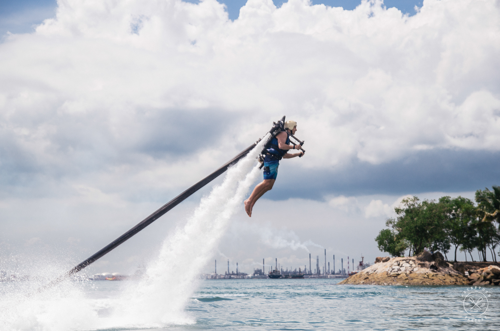 Jetpacking in Singapore