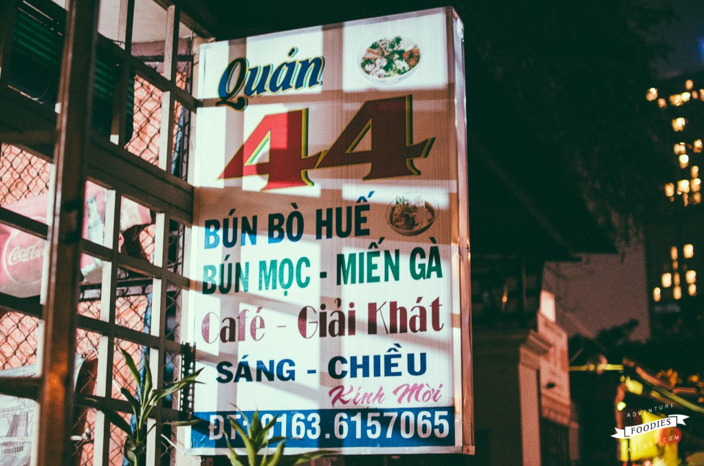 Saigon Bun Bo Hue in D2