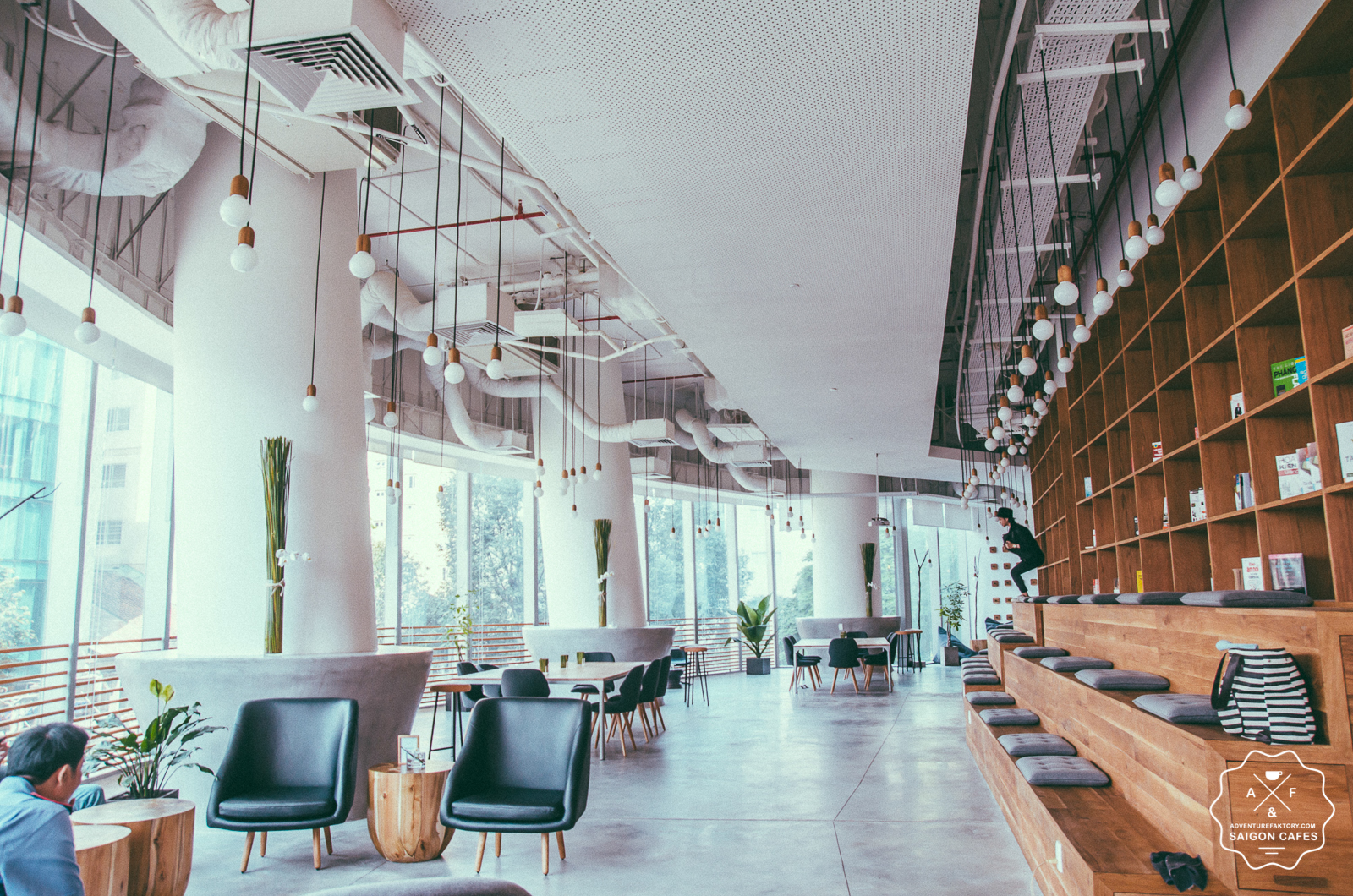 NEST by The Lab Saigon
