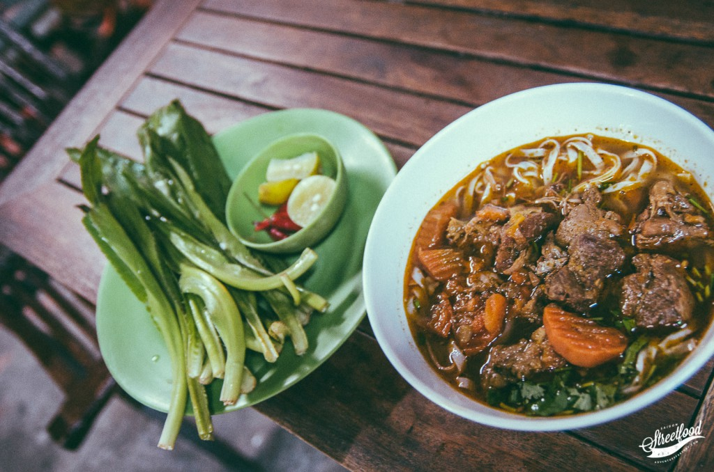 Saigon Street Food - Bo Kho