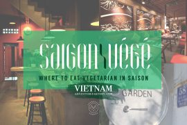 Vegetarian restaurants in Ho Chi Minh City