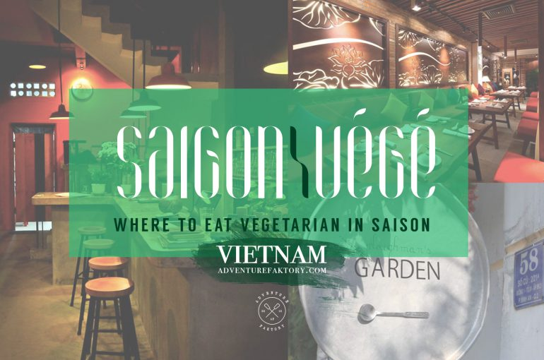 Vegetarian restaurants in Ho Chi Minh City