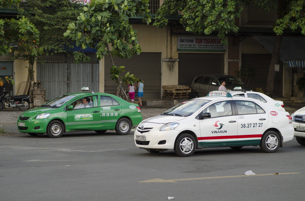 Trusted Taxi's in Vietnam