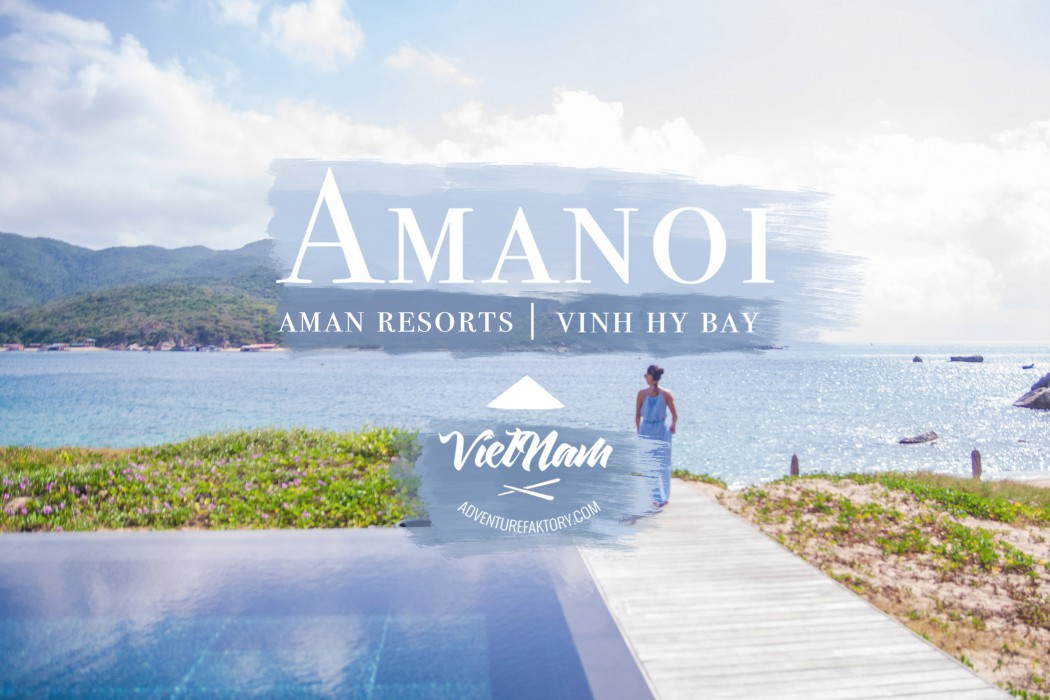 Aman Resorts - Amanoi Vietnam