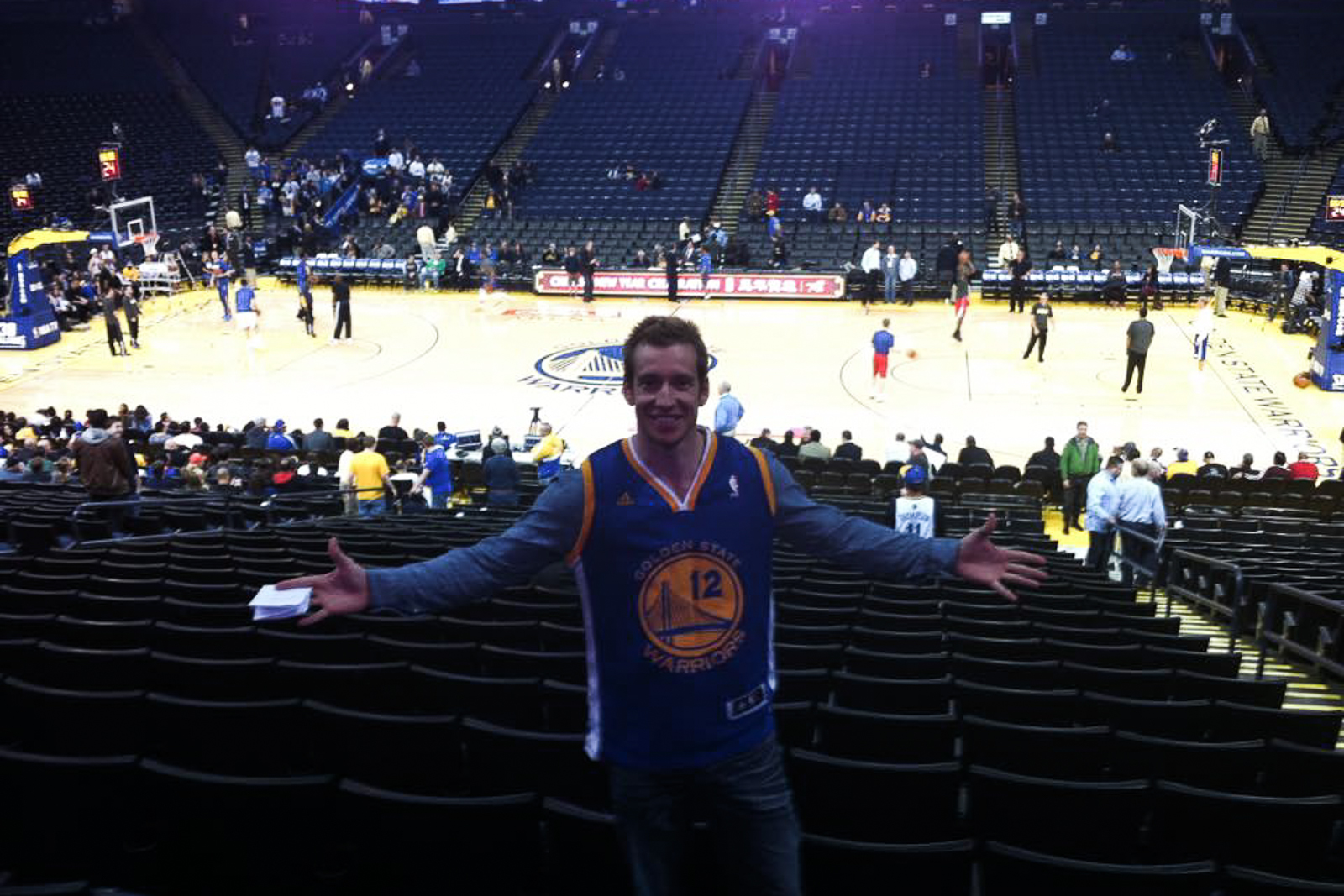 Golden State Warriors game