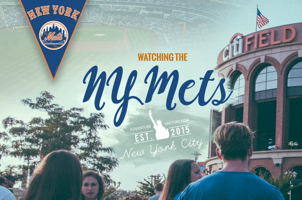Watching the NY Mets