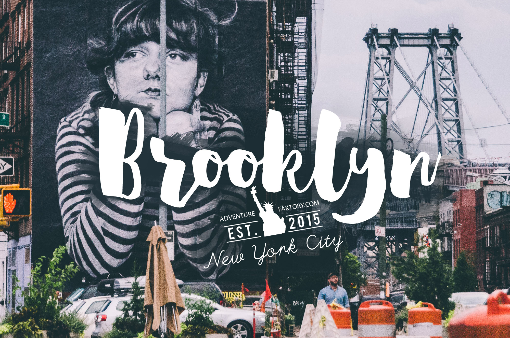 A day in Brooklyn