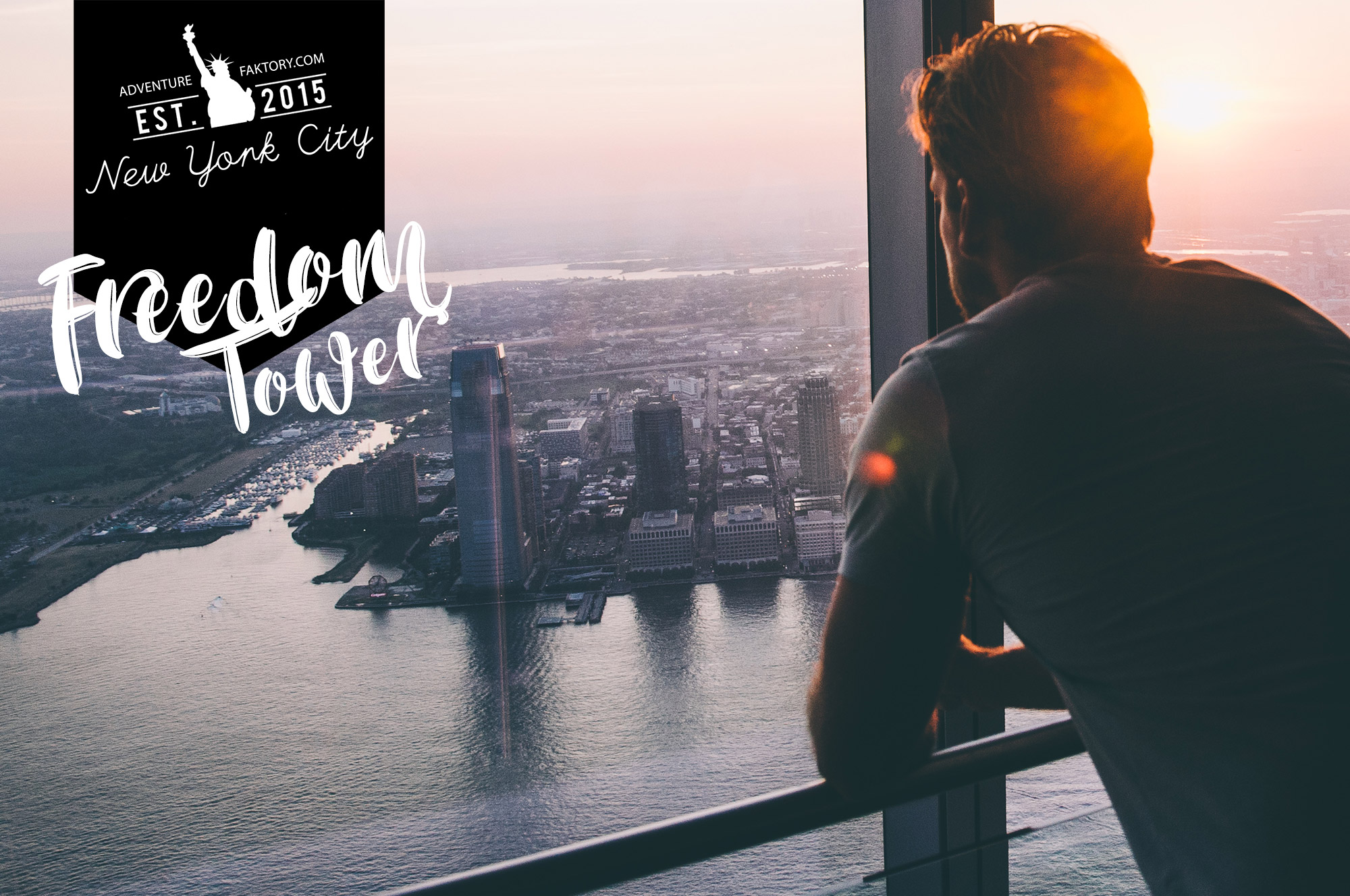 Adventure Faktory at the Freedom Tower in New York City