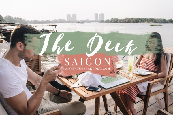 The Deck Saigon