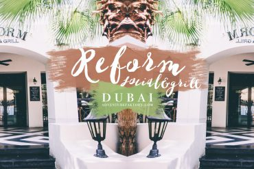 AdventureFaktory x Reform Social & Grill