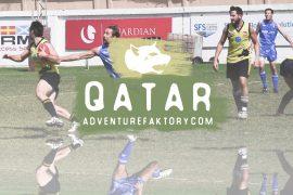 AdventureFaktory x Dubai Dingoes iin Qatar