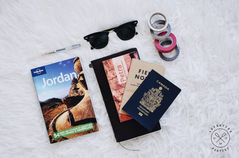 AdventureFaktory in Jordan