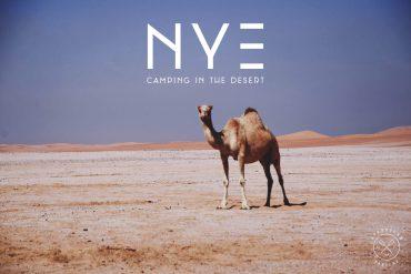 AdventureFaktory Camping in the desert