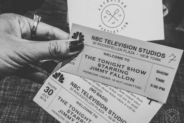 How to go watch Jimmy Fallon Live in NYC