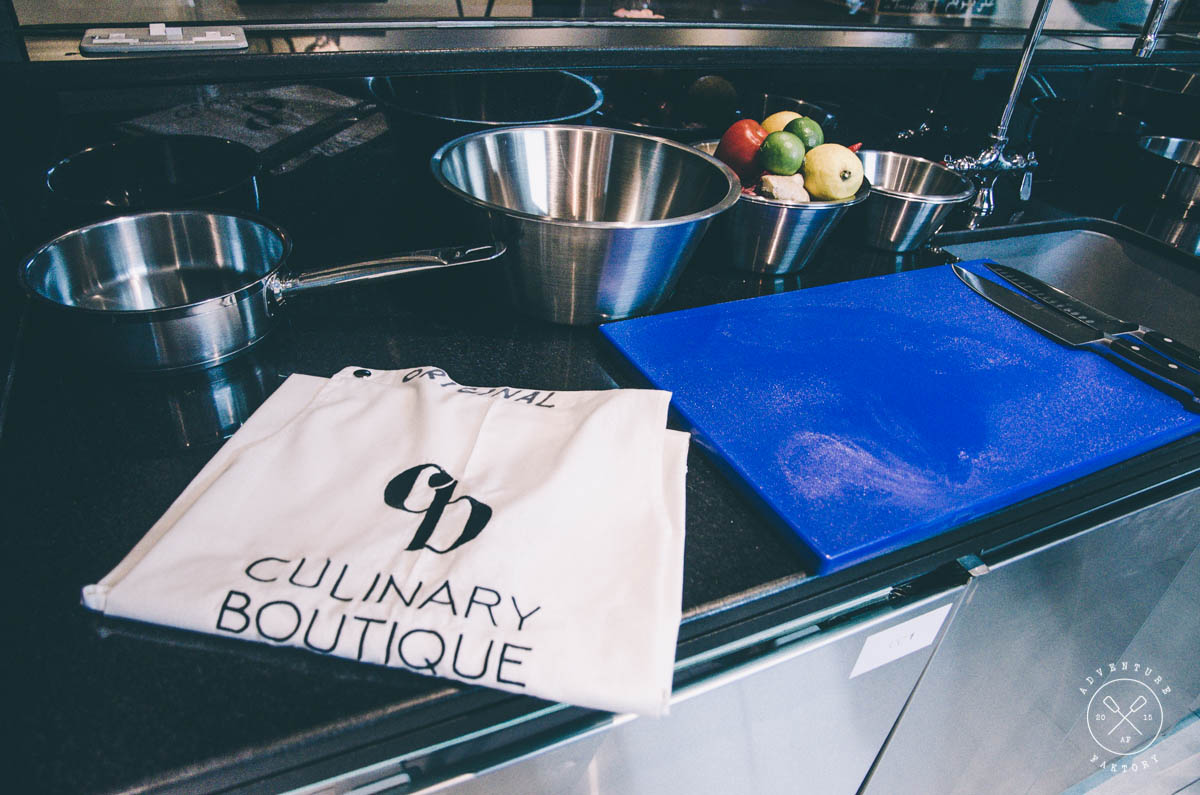 Cooking Class at the Culinary Boutique
