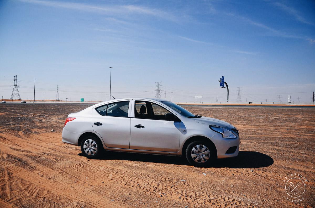 UAE Road Trip