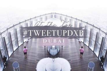#TweetUpDXB