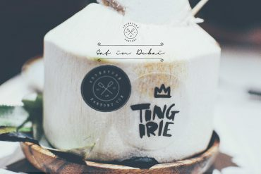 Eat in Dubai: Ting Irie DXB
