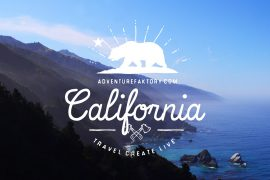 AdventureFaktory USA Road Trip West Coast