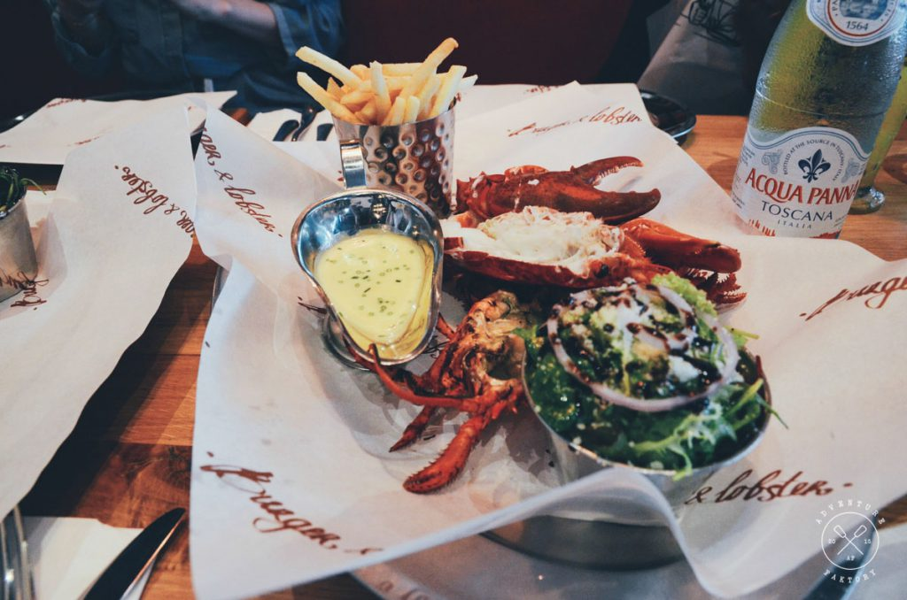 AdventureFaktory x Burger & Lobster