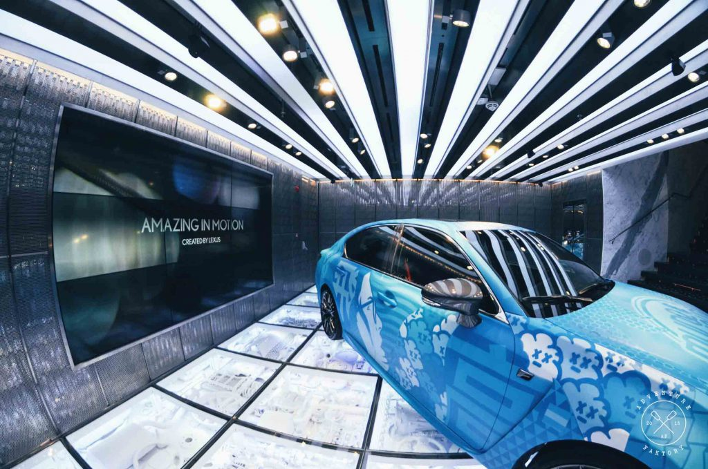 AdventureFaktory x Intersect by Lexus