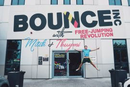 AdventureFaktory x Bounce Dubai