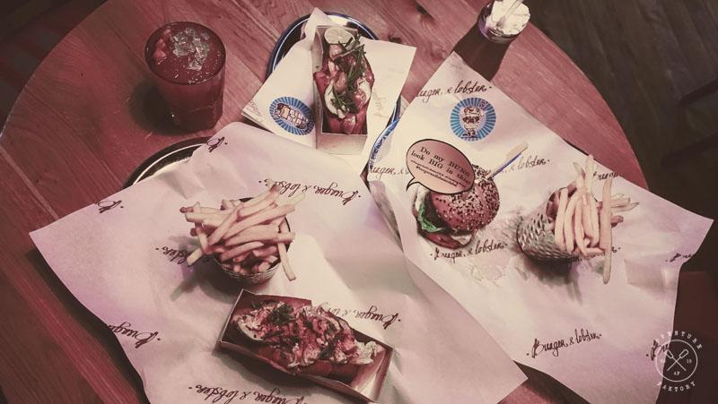 AdventureFaktory x Burger and Lobster