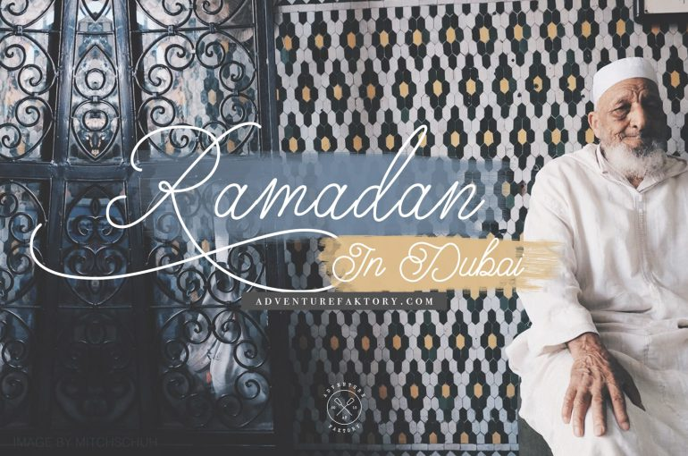 AdventureFaktory Dubai Ramadan Tips