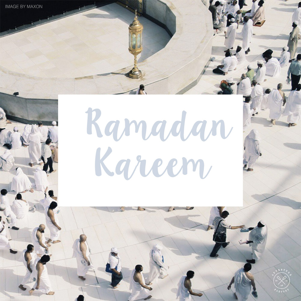AdventureFaktory Ramadan Kareem