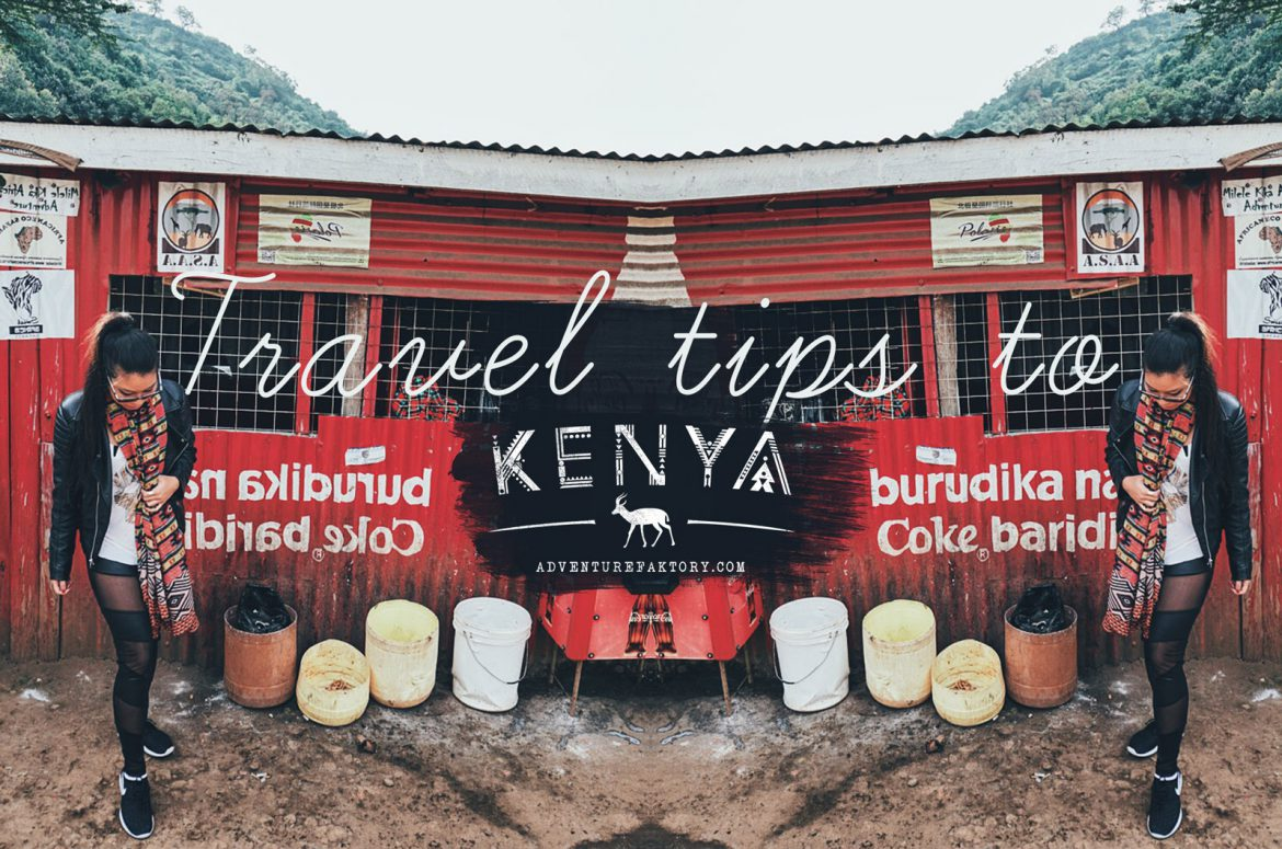 Kenya Travel Tips