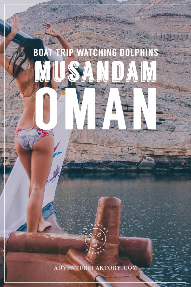 Trip to Musandam Oman