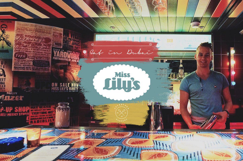 AdventureFaktory Eats at Miss Lily's