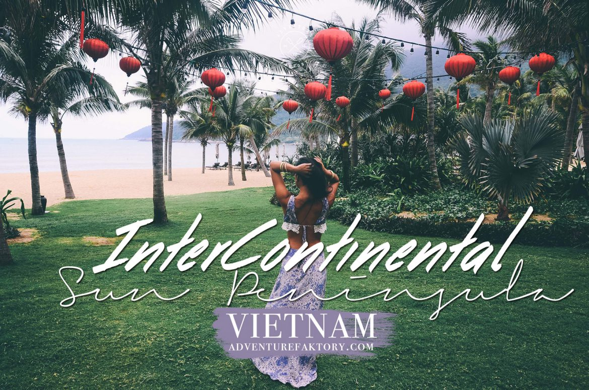 AdventureFaktory @ InterContinental Da Nang Sun Peninsula