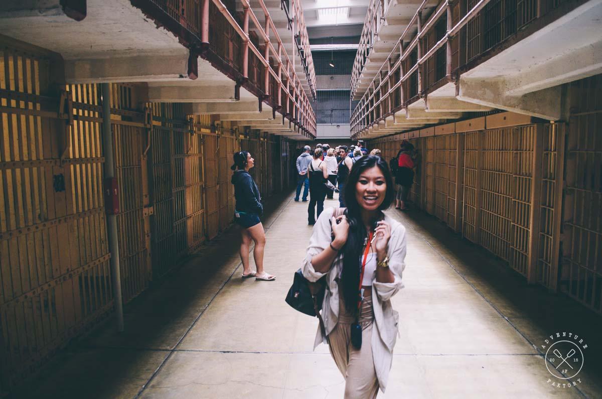 AdventureFaktory at Alcatraz