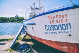 Reasons to visit Sozopol, Bulgaria