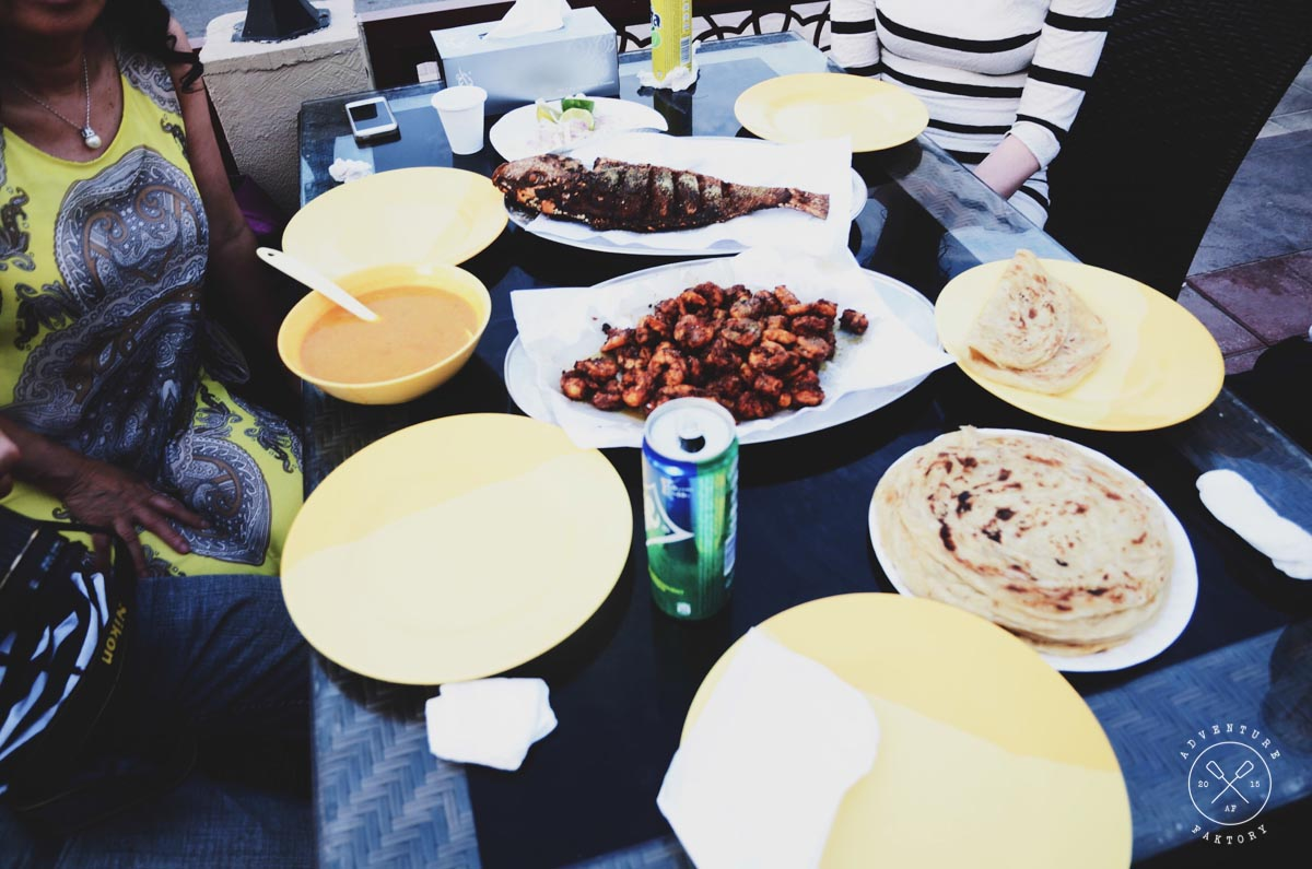 Best Indian Restaurants In Dubai: Bu Qtair
