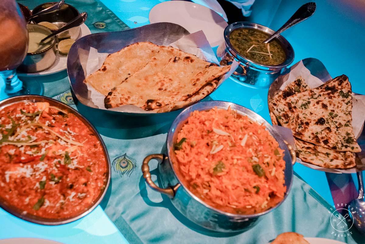 Best Indian Restaurants In Dubai: Govinda's