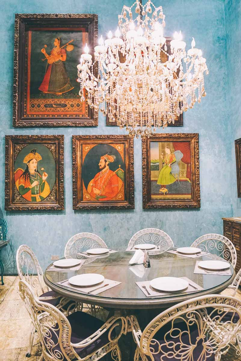 Best Indian Restaurants In Dubai: House of Curry