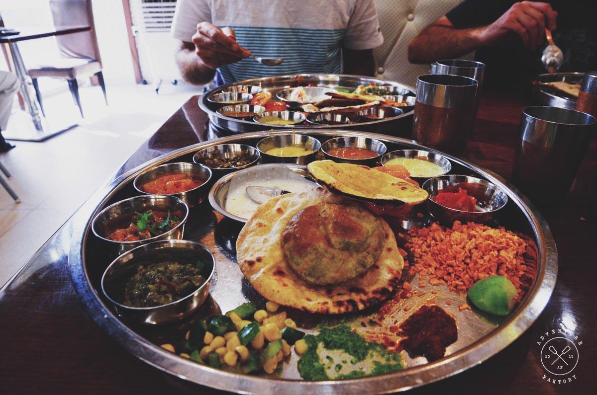 Best Indian Restaurants In Dubai: Maharaja Bhog