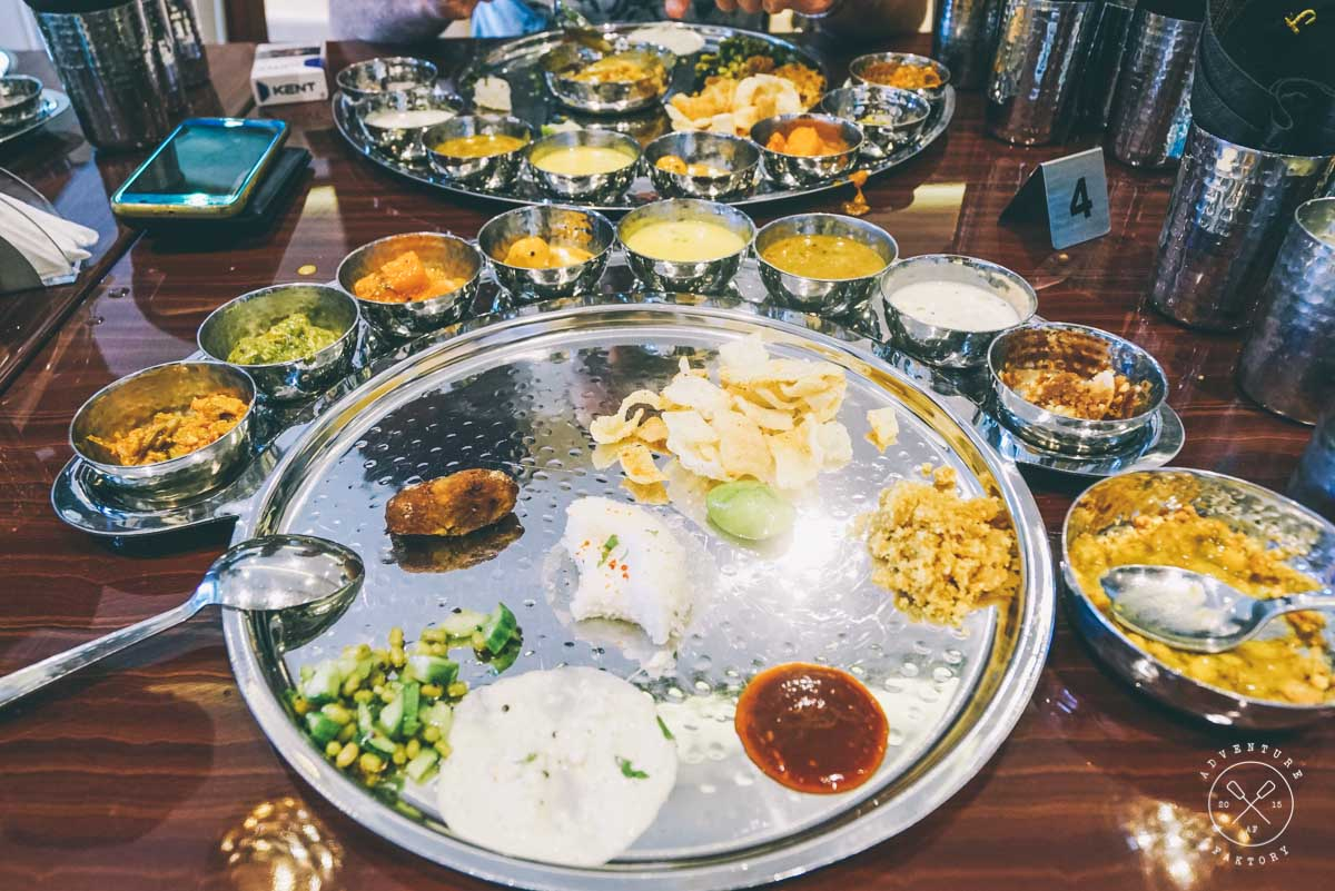 Indian Restaurants In Karama
