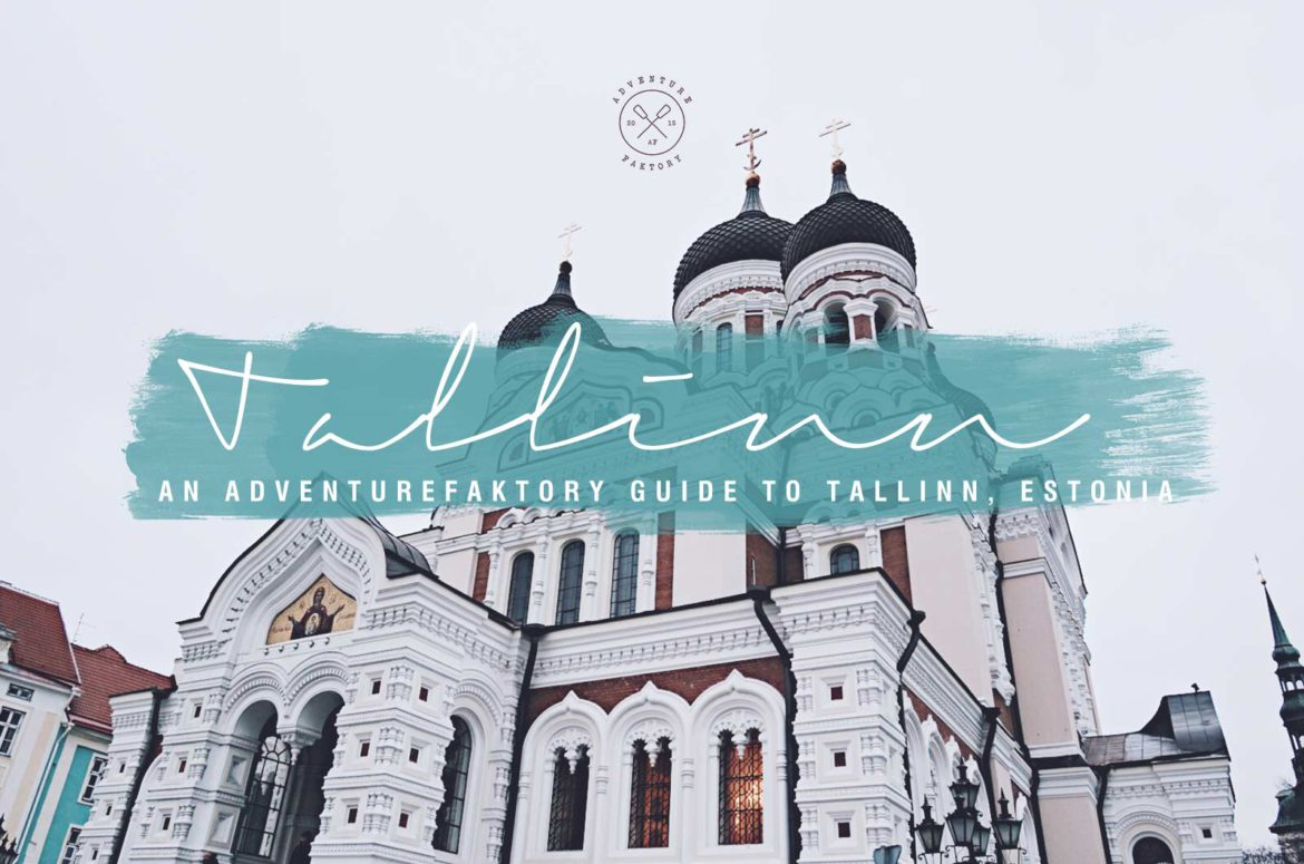 Travelling to Tallinn, Estonia