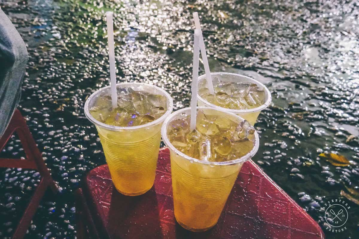 TRA DA PLEASE! This is Ice tea you always get at any restaurants!