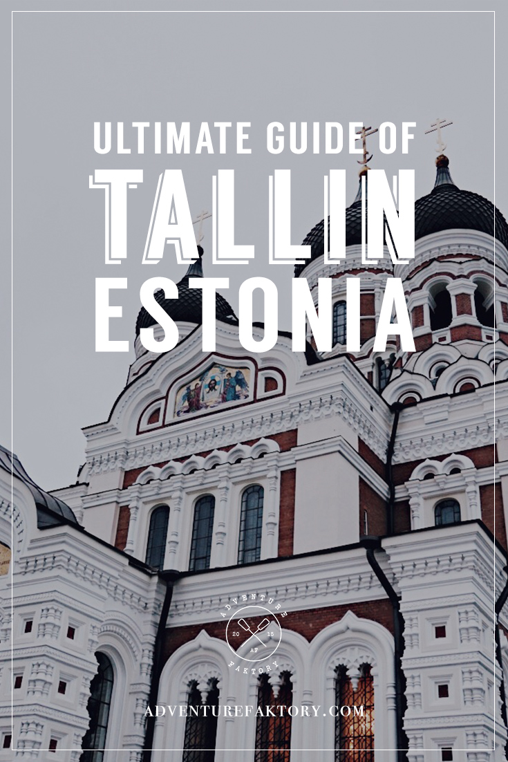 Ultimate Guide to Tallin