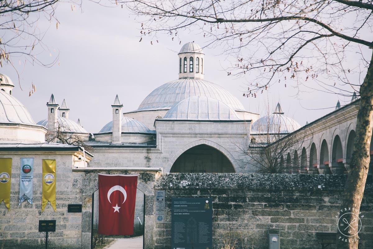 Bayezid II Külliye Health Museum, Edirne Turkey