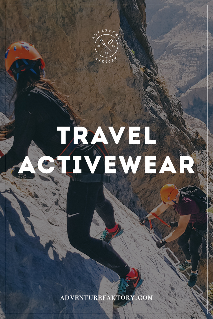 Travel Activewear