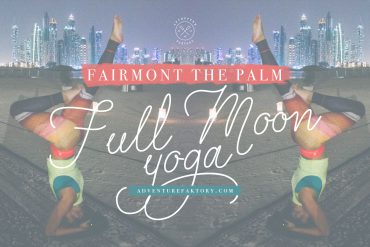 Fairmont The Palm Yoga