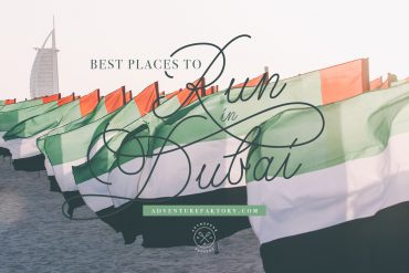 Best Places to Run in Dubai