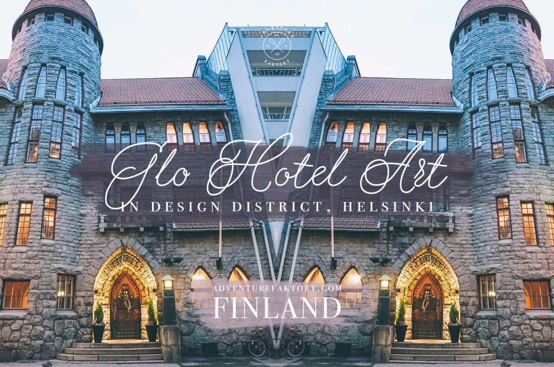 Glo Hotel Art