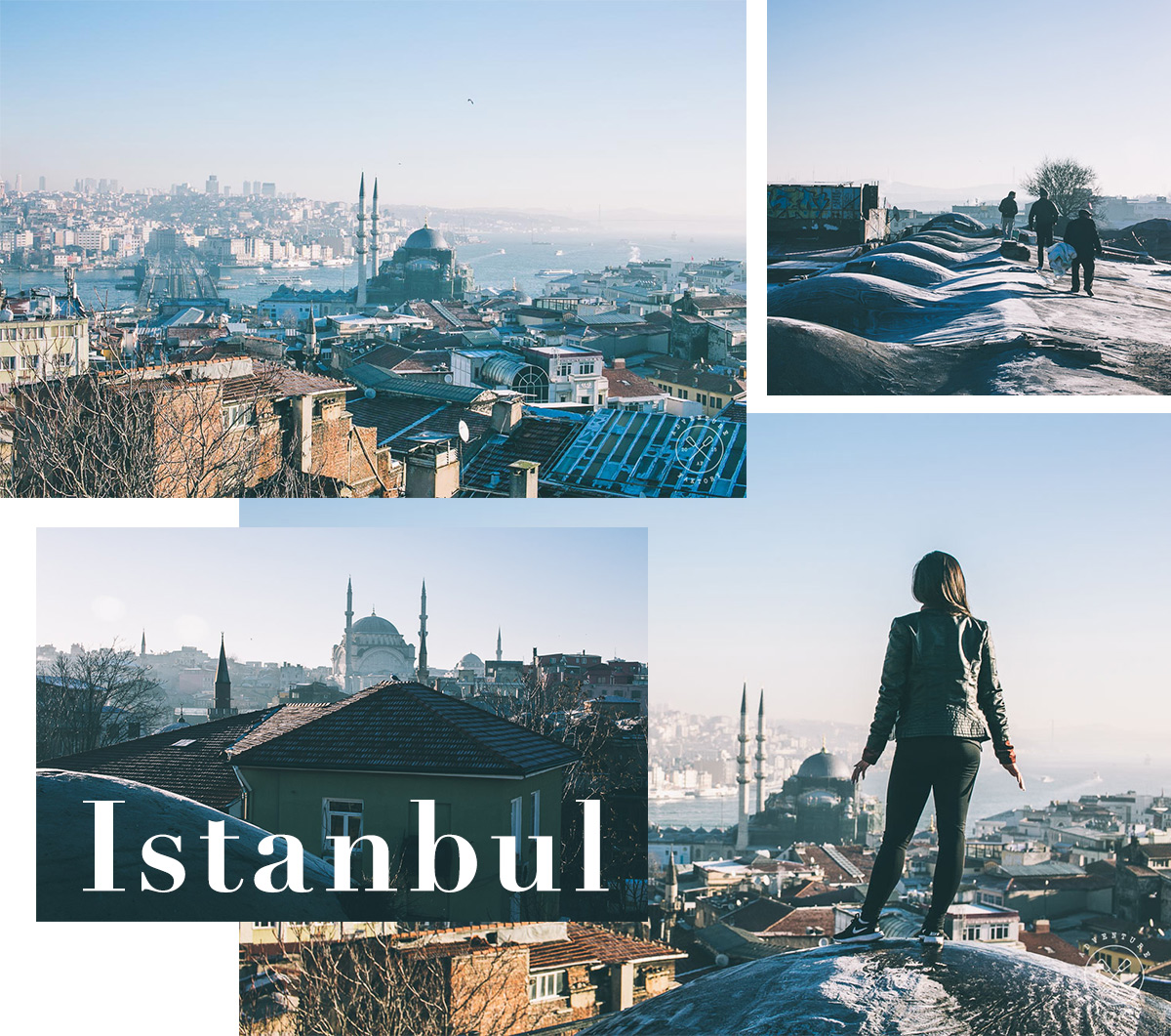 Best view of Istanbul at the secret rooftop: Buyuk Valide Han | AdventureFaktory | Middle East Travel Magazine | Adventure, Wellness & Luxury