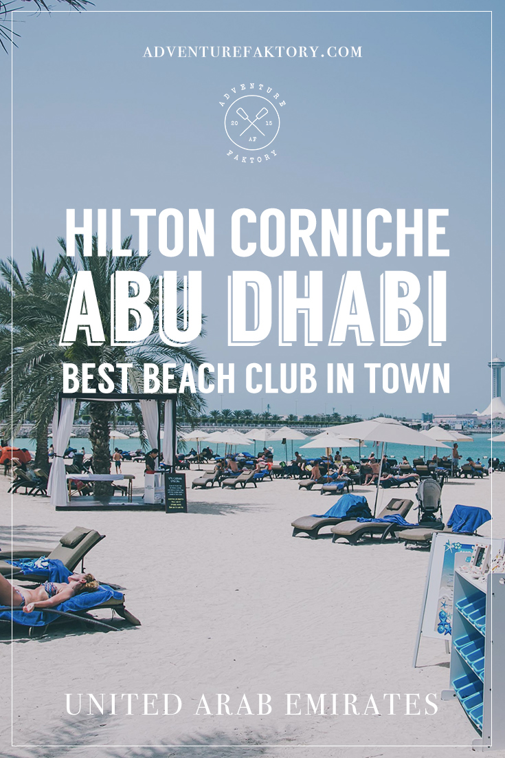 Hilton Abu Dhabi Corniche